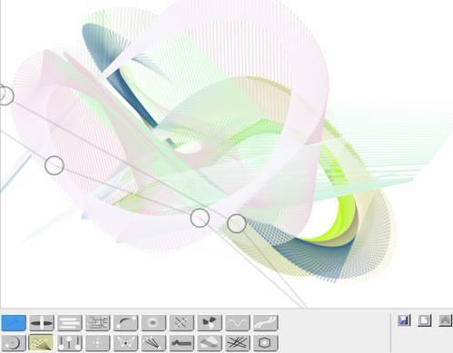 Абстрактные фоны для сайта