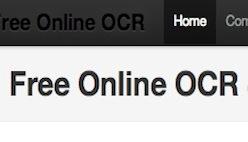 Онлайн сервис распознавания текста без регистрации
