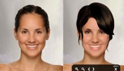 Виртуальный салон красоты Salon4u