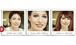 Подбор причесок и макияжа онлайн по фото