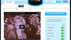 Видео машина времени