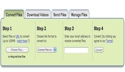 Конвертировать видео и аудио онлайн