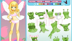 Создать фею аниме онлайн