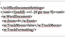 Убрать лишнее из html кода онлайн