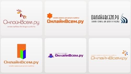 каталог логотипов: