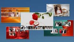 Создать красивый свадебный альбом онлайн