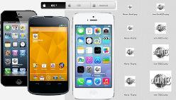 Создание иконки для приложения iOS и Android