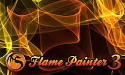 Рисовать пламя или картины огнем