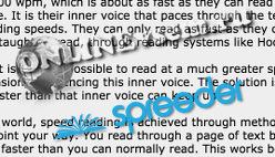 Повысить скорость чтения онлайн