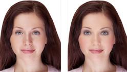 Виртуальный макияж от Yves Rocher