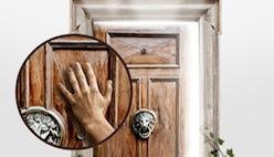 Виртуальная телепортация через дверь