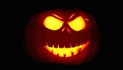 Тыква к Хэллоуин. Вырезаем онлайн
