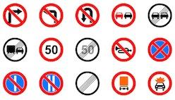 Дорожные знаки. Учи онлайн