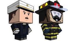 Cubeecraft - бумажные игрушки