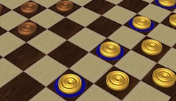 Играть в шашки онлайн с компьютером