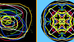 Рисовать калейдоскоп онлайн