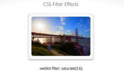 CSS фильтры
