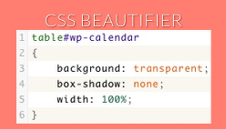 Красивый CSS онлайн
