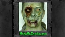 Эффект Зомби для фото