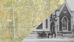 Старые карты городов и местностей