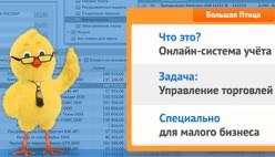 Система учета бизнеса онлайн