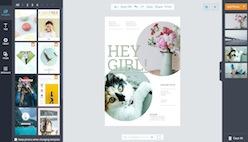 Сделать постер или плакат онлайн
