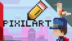 Пиксель арт — создать пиксельные картинки легко