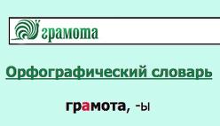 Проверка слов онлайн