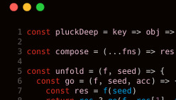 Красивый исходный код картинкой