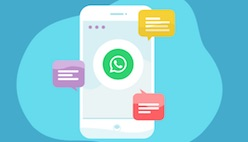 Отправить сообщение WhatsApp без сохранения контакта